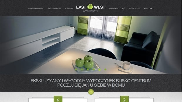 Apartamenty  EASTWEST