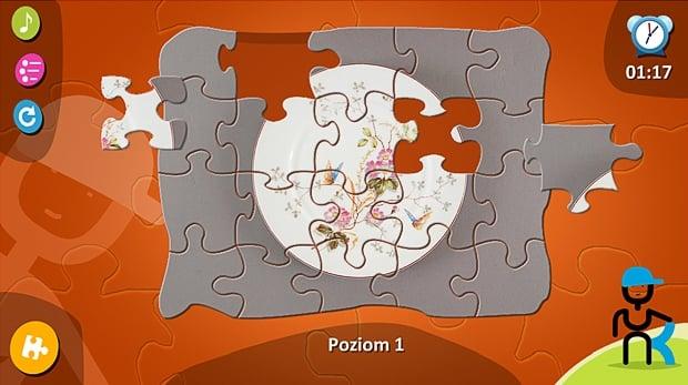 Mnki – Ceramiczne puzzle