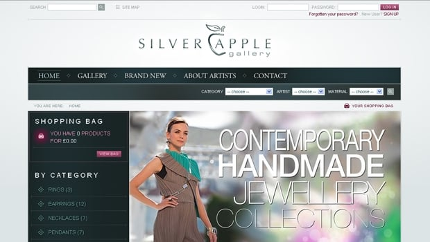 Silver Apple Gallery