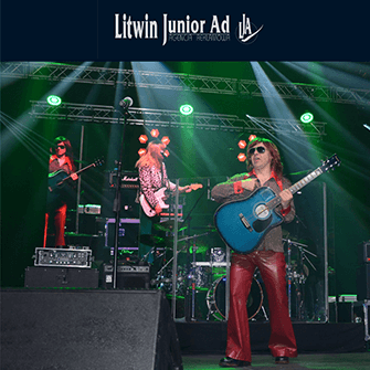 Litwin junior advertising