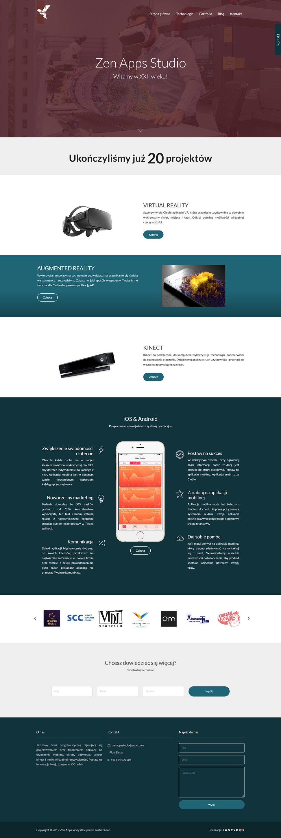 Zen Apps Studio