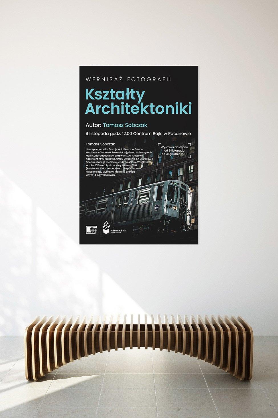 Europejskie Centrum Bajki Kształty Architektury