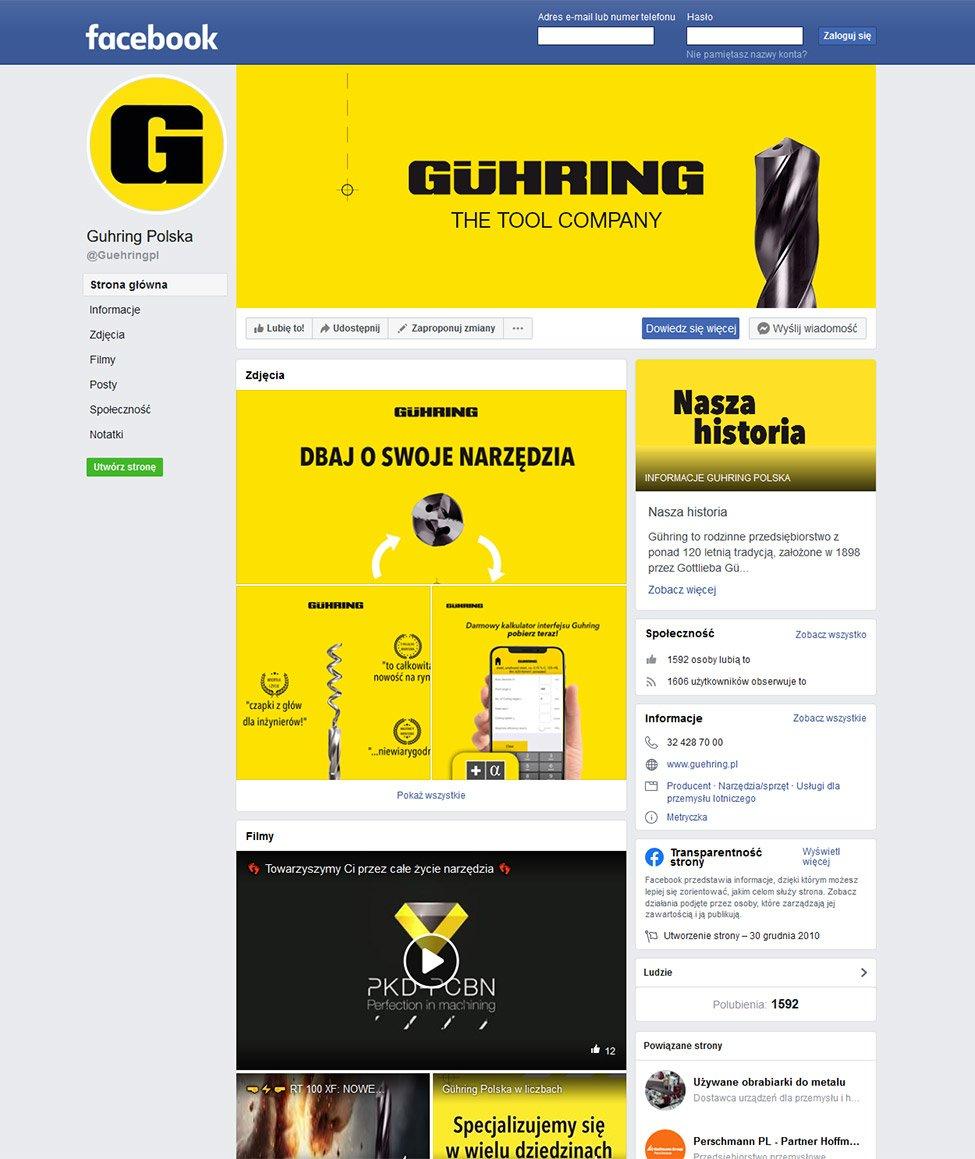 Guhring – Facebook