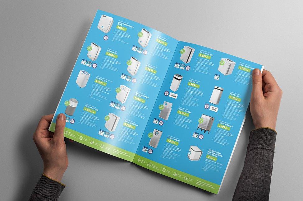 System Czyste Powietrze Gazetka